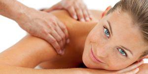 Wellness Massage geniessen
