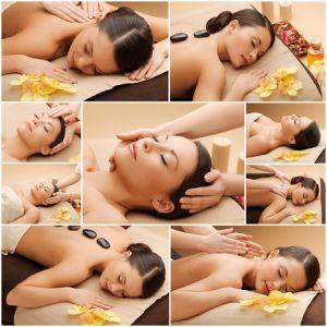 Wellness Massage für Gesundheit