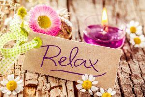 Zeit für Pause und Auszeit